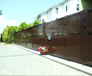 ворота в Николаеве