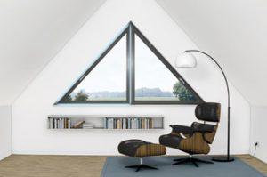 картинка треугольные окна