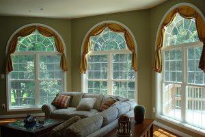 картинка арочные окна