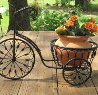 кованые цветочницы в Николаеве