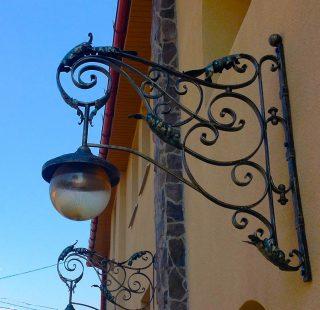 кованые фонари в Николаеве