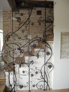 металлические ширмы-перегородки в Николаеве