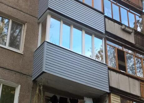 Балкон г-образный, Николаев