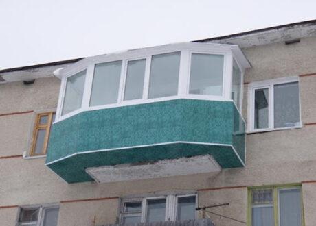 Расширение балконов - Николаев